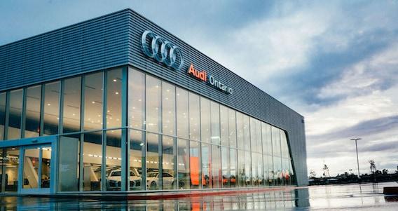 About Audi Ontario | Los Angeles Area Audi Dealership