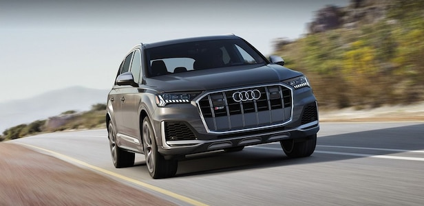 2020 Audi SQ7 for sale near Los Angeles