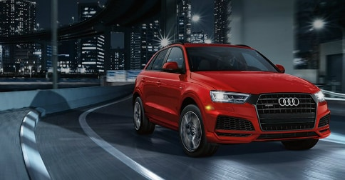 2018 Audi Q3 for sale near Los Angeles