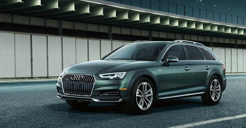 2018 Audi A4 allroad hatchback near Los Angeles