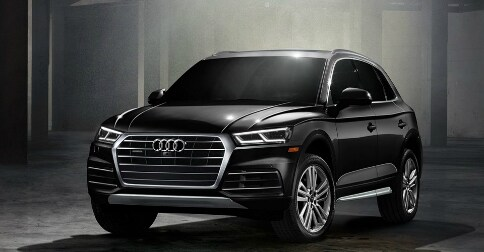 Audi models near Los Angeles