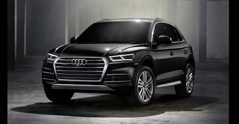 Audi Q5 for sale near Los Angeles