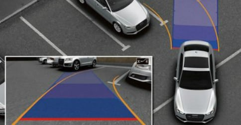 2018 Audi A5 backup camera View