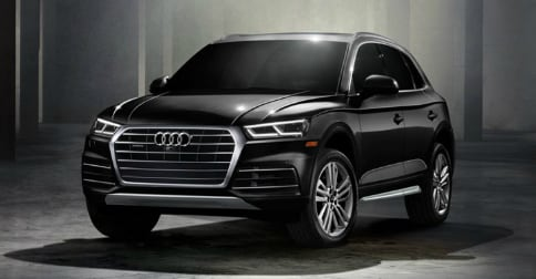 2018 Audi Q5 available near Los Angeles