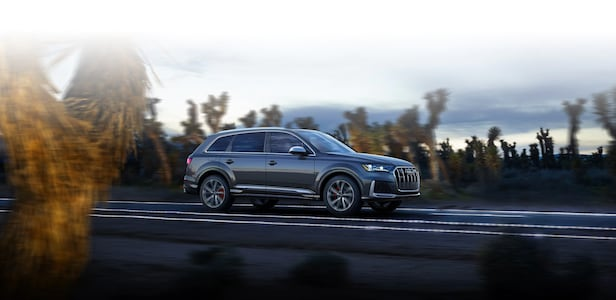 2021 Audi SQ7 for sale near Los Angeles