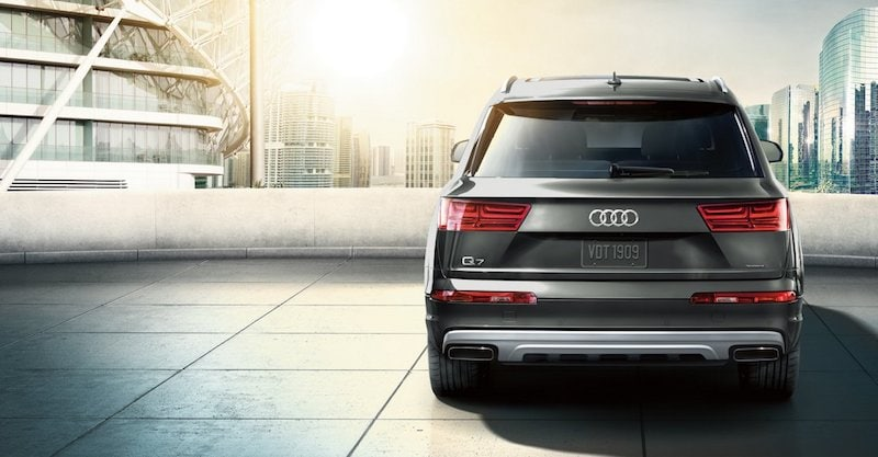 Audi Q7 for sale near Los Angeles