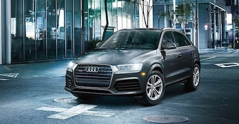 Audi Q3 for sale near Los Angeles