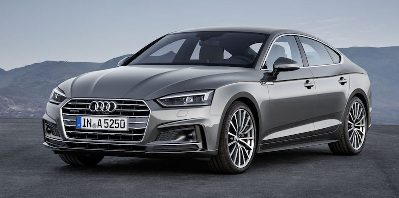 2018 Audi A5 Sportback near Los Angeles