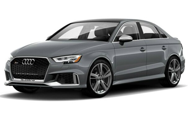 2018 Audi RS 3 Near Los Angeles