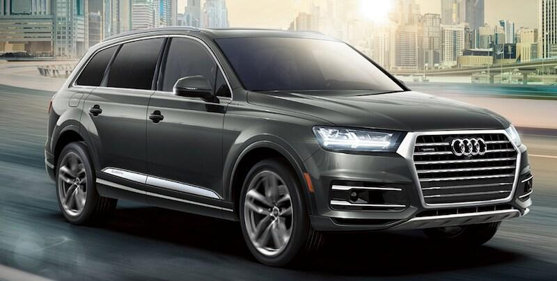 2019 Audi Q7 Audi Dealer Near Los Angeles Chino Rancho Cucamonga