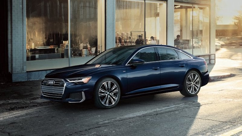 2019 AUdi A6 for sale near Los Angeles