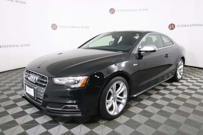 2016 Audi S5 3.0T Premium Plus Coupe
