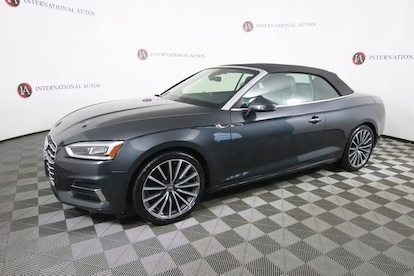 Used 2018 Audi A5 Chicago Tinley Park Il Audi Orland Park
