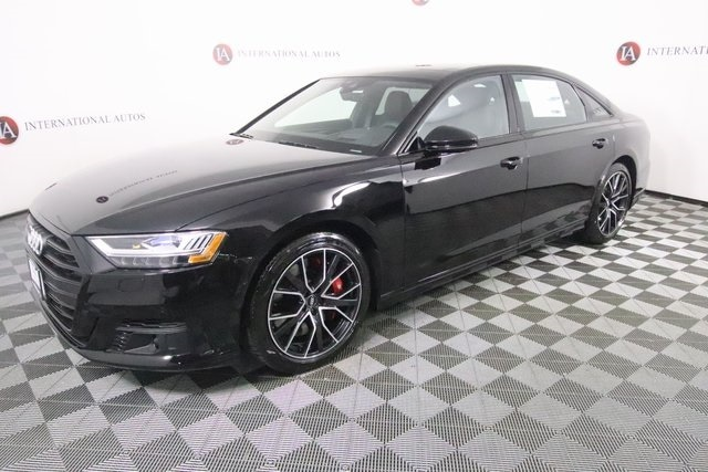 New 2020 Audi S8 4.0T Sedan for sale near Milwaukee
