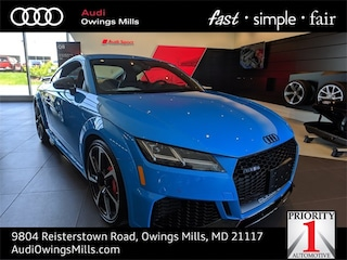 2019 Audi TT RS 2.5T Coupe