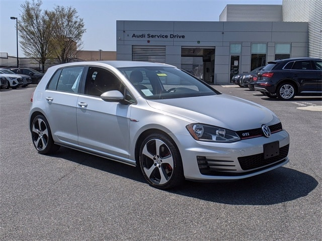 Used Volkswagen Golf Gti Owings Mills Md