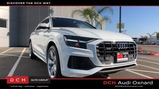 New 2019 Audi Q8 3.0T Premium SUV