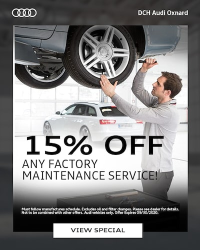 15% OFF Any Factory Maintenance Service