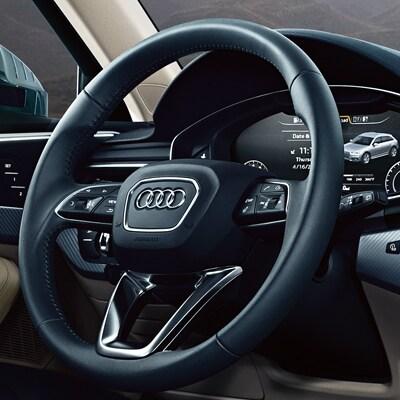 Audi Allroad Presense