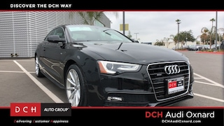 Used 2015 Audi A5 2.0T Premium (Tiptronic) Coupe Oxnard, CA