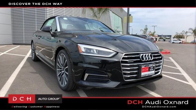 New 2019 Audi A5 2.0T Premium Plus Cabriolet Oxnard, CA