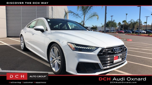 New 2019 Audi A7 3.0T Premium Plus Hatchback Oxnard, CA