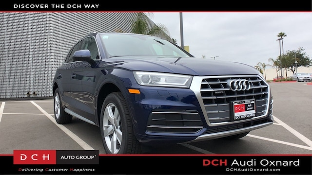 New Audi Q5 Lease Specials and Offers | DCH Audi Oxnard