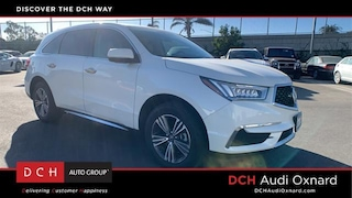 Used 2018 Acura MDX FWD Sport Utility For Sale in Oxnard
