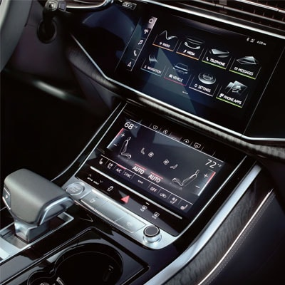 Audi Q8 Connectivity