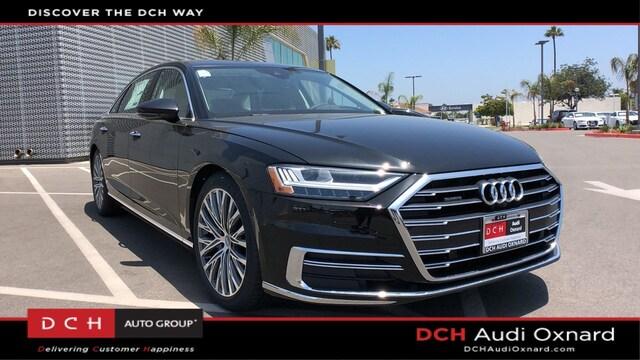New 2019 Audi A8 L 3.0T Sedan Oxnard, CA