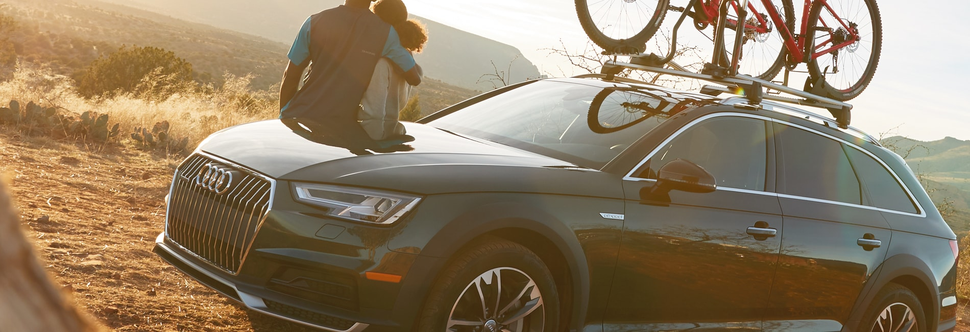 Audi A4 Allroad Exterior Features