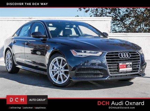New 2018 Audi A6 2.0T Premium Plus Sedan Oxnard, CA
