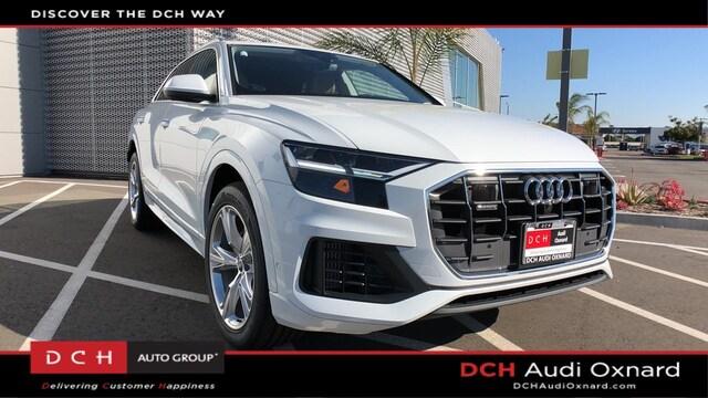 New 2019 Audi Q8 3.0T Premium Plus SUV Oxnard, CA