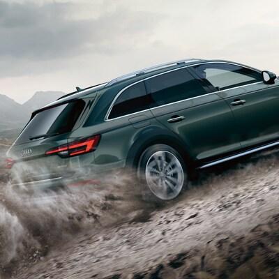 Audi Allroad Drive Select