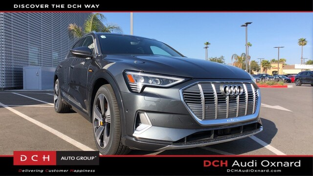 New 2019 Audi e-tron Prestige SUV Oxnard, CA