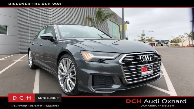 New 2019 Audi A6 3.0T Prestige Sedan Oxnard, CA