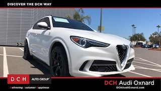 Used 2019 Alfa Romeo Stelvio Quadrifoglio SUV Oxnard, CA