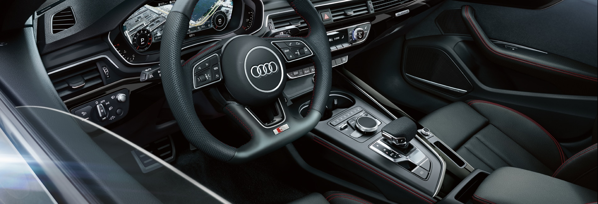 Audi A4 Interior Features