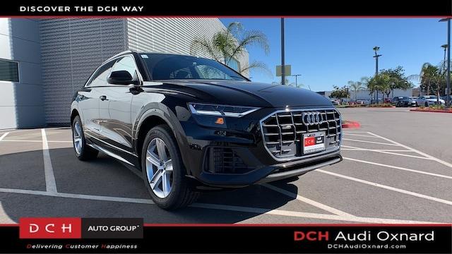 New 2019 Audi Q8 3.0T Premium SUV Oxnard, CA