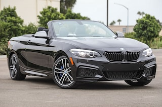 Used 2018 BMW 2 Series M240i Convertible Convertible For Sale in Oxnard