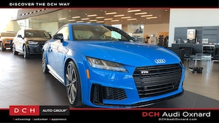 New 2019 Audi TTS 2.0T Coupe