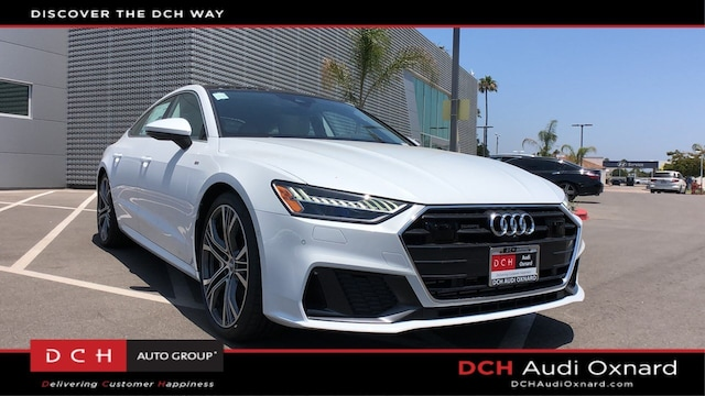 New 2019 Audi A7 3.0T Prestige Hatchback Oxnard, CA