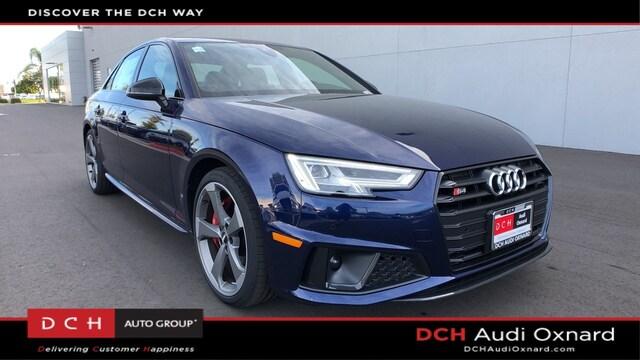 New 2019 Audi S4 3.0T Premium Plus Sedan Oxnard, CA