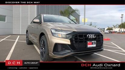 New 2019 Audi Q8 3 0t Premium Plus Suv Cobra Beige