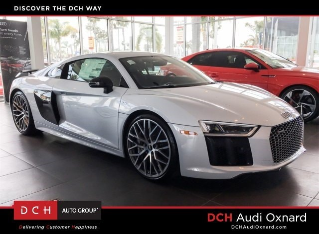 New 2018 Audi R8 5.2 V10 plus Coupe Oxnard, CA