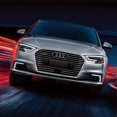 Audi A3 e-tron Plug-In Hybrid Powertrain