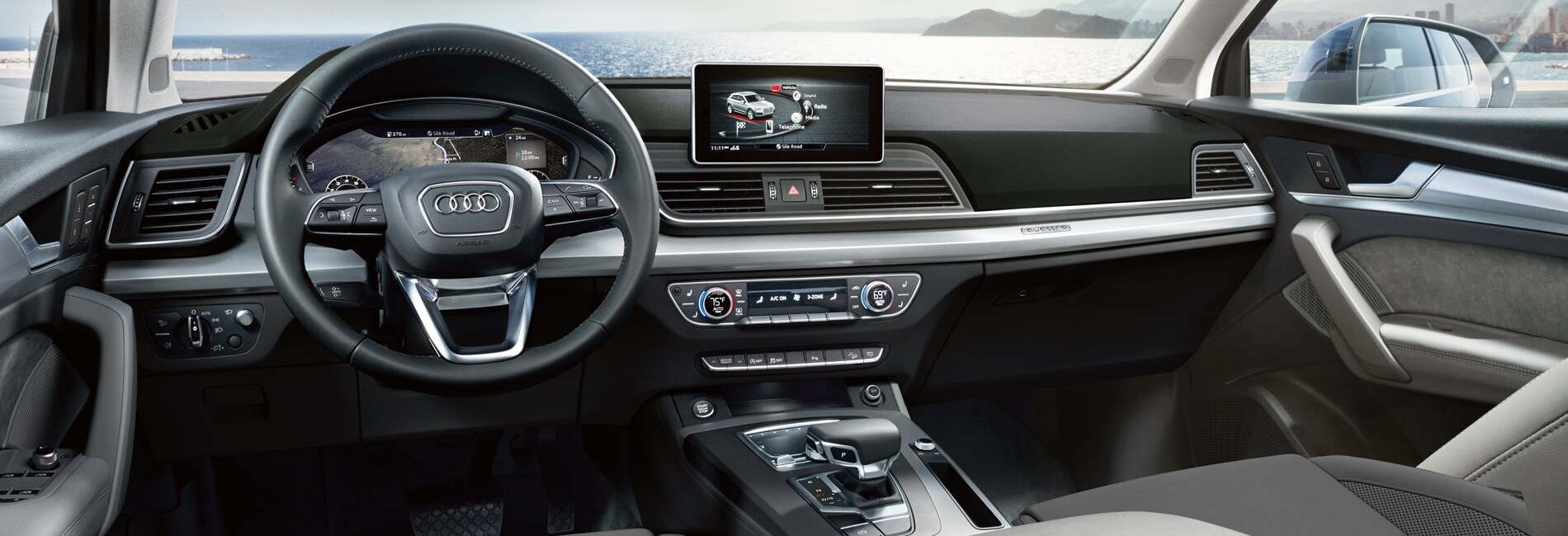Audi Q5 Interior Features
