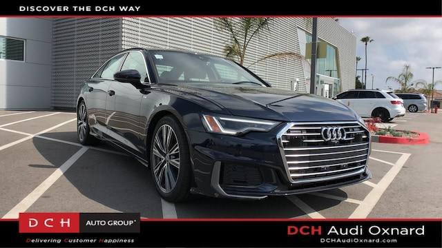 New 2019 Audi A6 3.0T Premium Plus Sedan Oxnard, CA