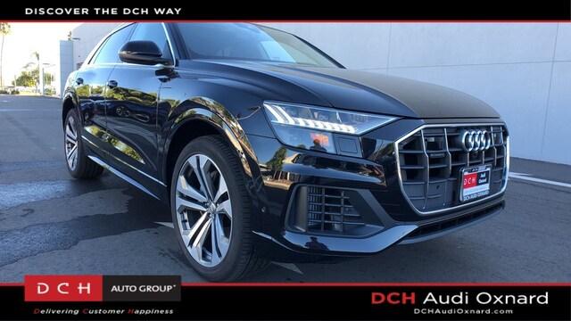 New 2019 Audi Q8 3.0T Prestige SUV Oxnard, CA