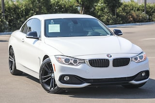 Used 2014 BMW 4 Series 2dr Conv 428i RWD Sulev Convertible For Sale in Oxnard